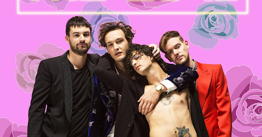 PINK MODE. THE 1975