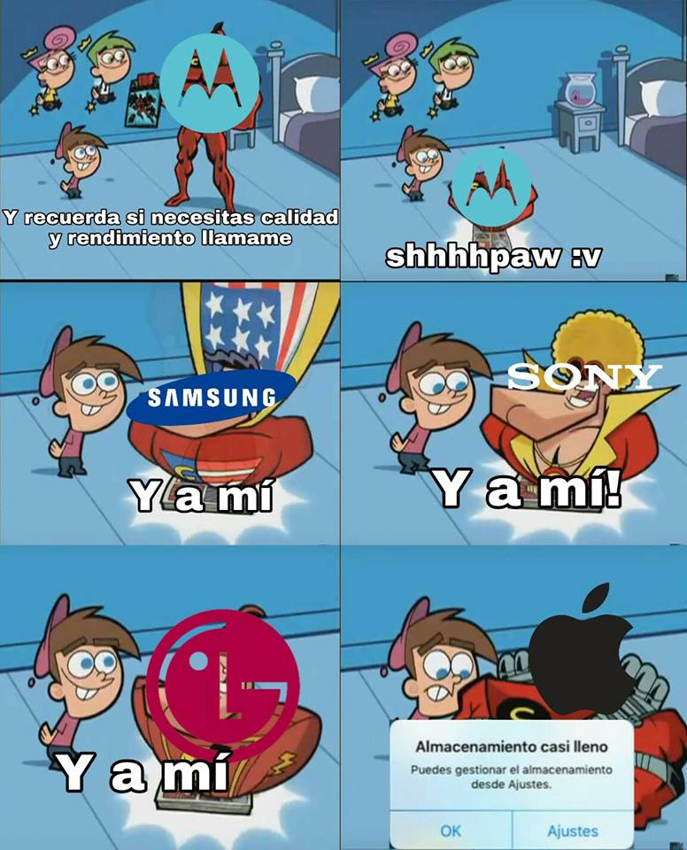 Fiel a android! xd