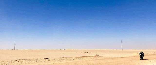 Road to Dakar con la Africa Twin. Un viaje de Roberto Peregrin
