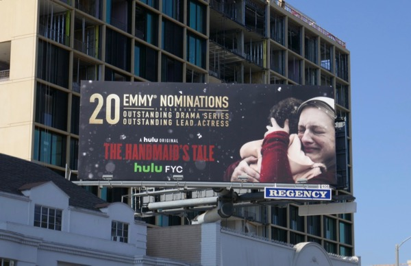 Handmaids Tale 20 Emmy nominations billboard