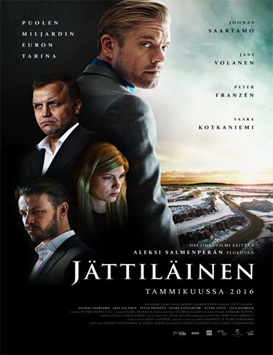 Ver The Mine (Jättiläinen) (2016) Online