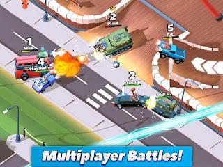 Crash Of Cars Apk Mod Terbaru