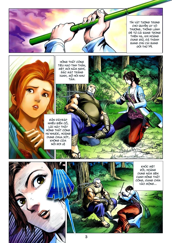Anh Hùng Xạ Điêu anh hùng xạ đêu chap 54: kiếp hậu dư sinh thiến nữ kỳ mưu trang 3