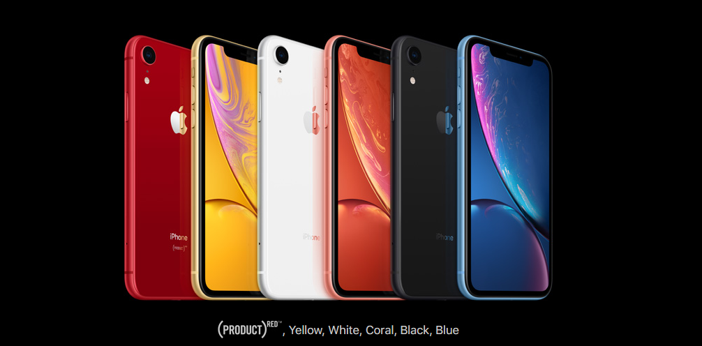 iPhone-Xr-colorazioni