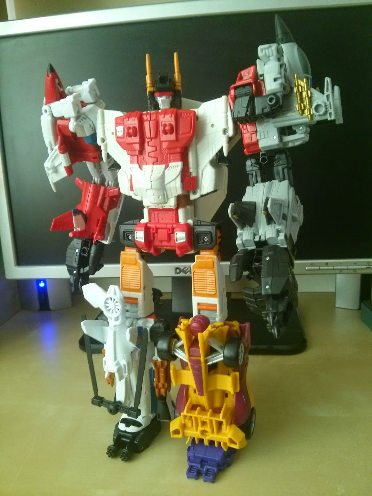 generations superion complete
