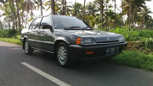 Honda Civic Wonder SB4