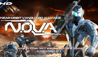 N.O.V.A. Apk + Data for Android latest version