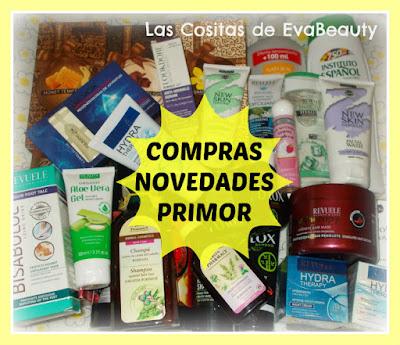 Compras Novedades Low Cost Primor