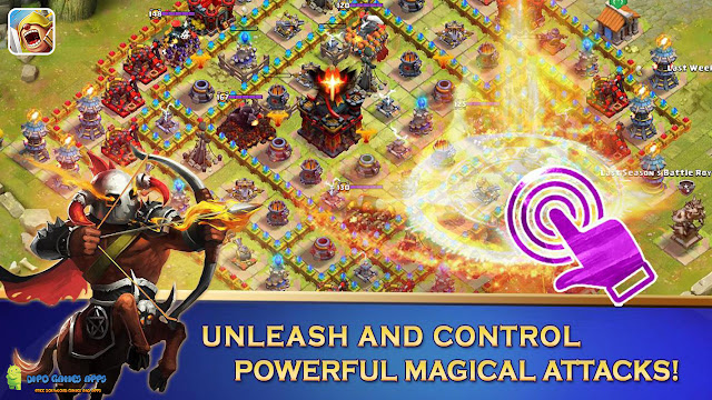 Download Clash of Lords APK Full Version Updated