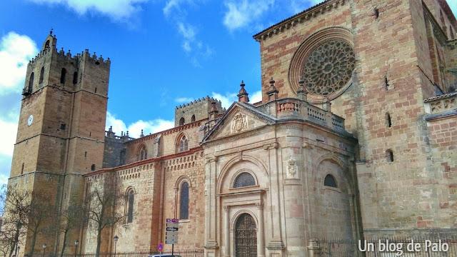 La catedral de Sigüenza