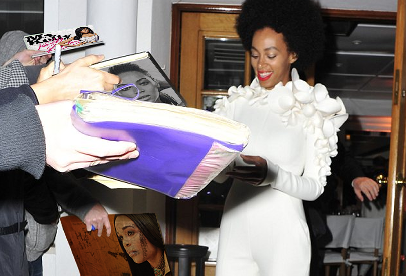 Songs that Solange had written for Beyoncé, Kelly Rowland & Michelle | Random J Pop