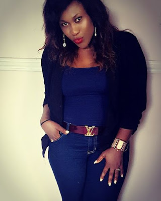 Nigerian Actress UCHE JOMBO