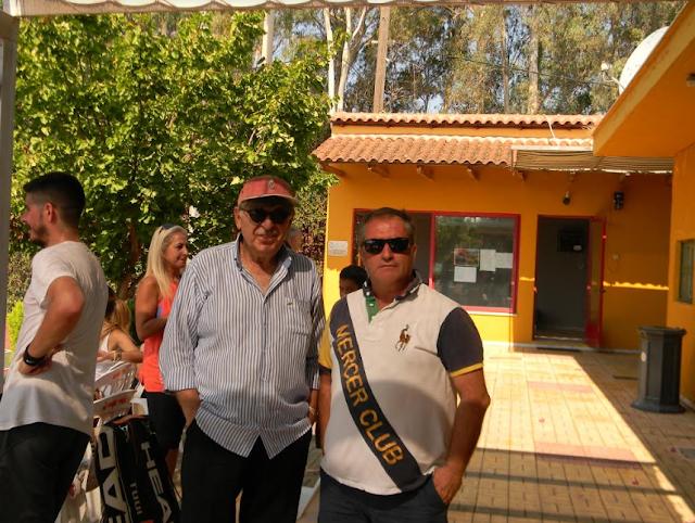 Πρέβεζα: Ξεκίνησαν οι αγώνες τένις βετεράνων στο δημοτικό κολυμβητήριο