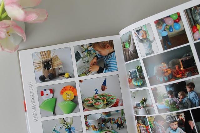 Fotobuch Geburtstagsgeschenk 2. Lebensjahr Jules kleines Freudenhaus