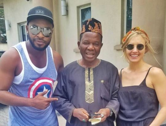 Veteran actor, Chiwetalu Agu joins cast of 'The Wedding Party 2'