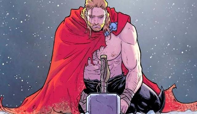 11 Peralatan dan Senjata Thor, Sang Dewa Petir dari Asgard