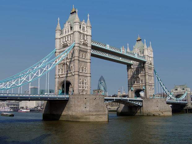 Tower Bridge London Icon Suspension River Thames Wallpapers