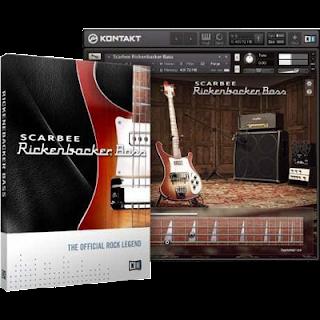 Native Instruments - Scarbee Rickenbacker Bass Full version