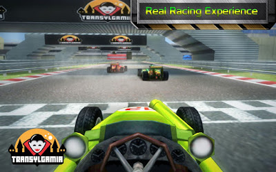King of Speed 3D auto Racing Full Unlock