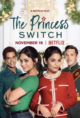 The Princess Switch 2018 Custom HD Dual Latino 5.1