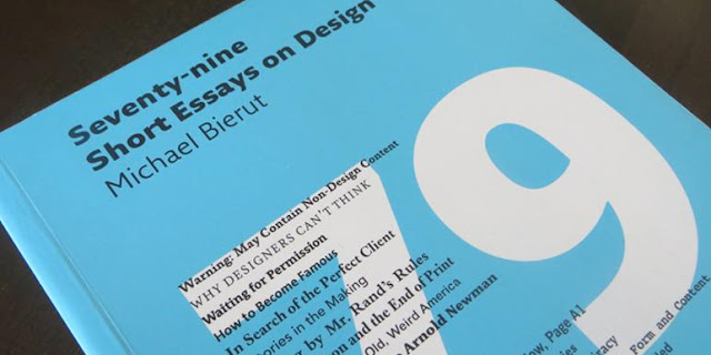 Seventy-Nine Short Essays on Design by Michael Bierut