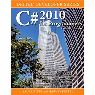 Download C# 2010 For Programmers Fourth Edition by DEITEL DEVELOPER SERIES