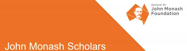 John Monash Scholarships