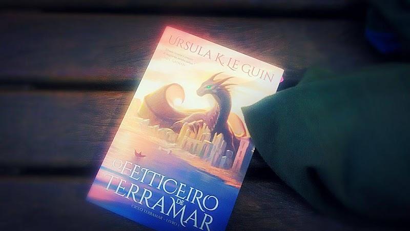 [RESENHA #220] O FEITICEIRO DE TERRAMAR - CICLO TERRAMAR - LIVRO I - URSULA K. LE GUIN