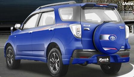 Kredit Toyota Rush Juli 2017