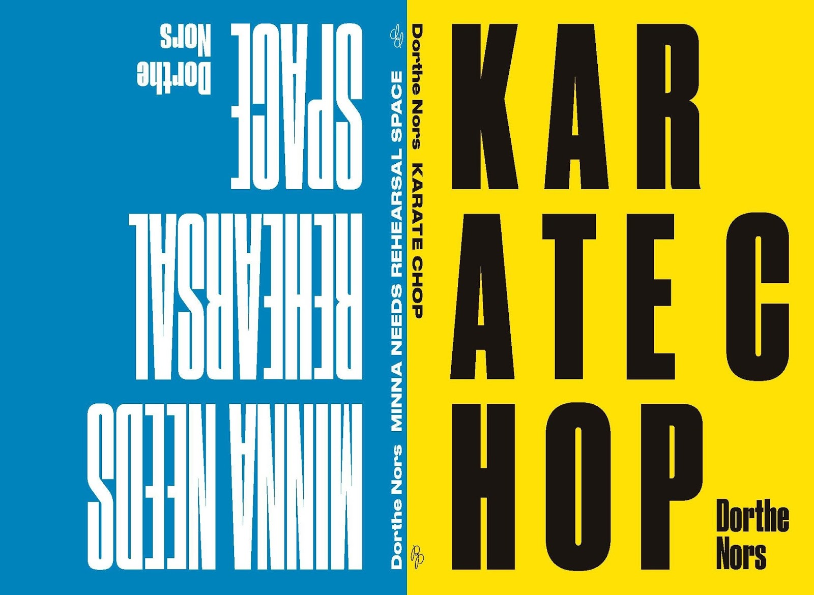 Two Short Books, Published Backtoback In One Volume, Both Wonderful  Karate Chop Is A Story Collection Full Of Uncomfortable And Perfectly  Observed Human