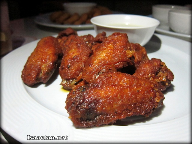 #2 My favourite Fried Chicken Wings