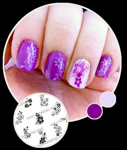Nail Art Designs: Sexy Hand Nail Art Designs