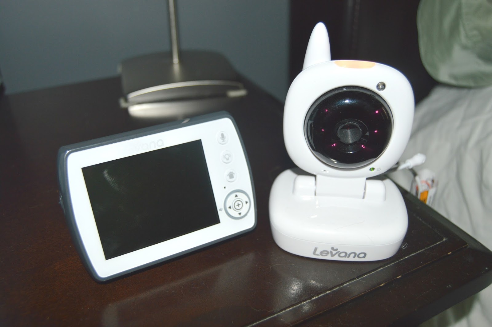6e0c38b0827f Levana Ayden Video Baby Monitor- Sleep Easy Knowing Your Baby Is!