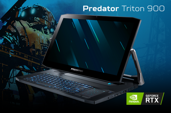 Laptop Gaming Acer Predator