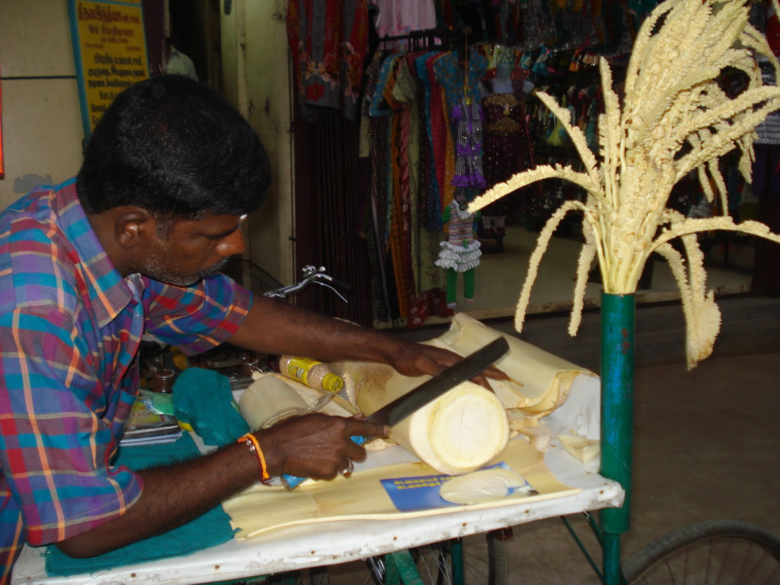 Rajeev's World: Madurai - The Perfect Taste of Gastronomical