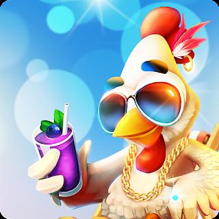 تحميل وتثبيت لعبة الاندرويد Funky Bay - Farm & Adventure game مهكرة اخر اصدار كاملة