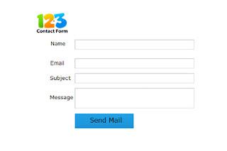 Membuat Kotak Saran atau Contact Us