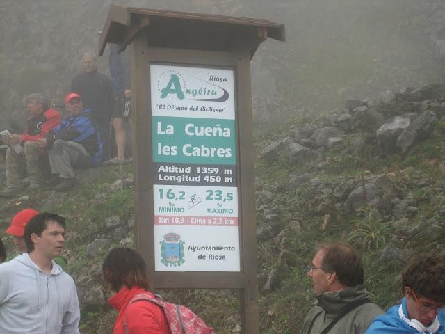 Rutas Montaña Asturias: Cueña Les Cabres en la Vuelta a España