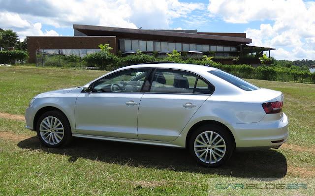 VW Jetta 2016 1.4 TSI Comfortline