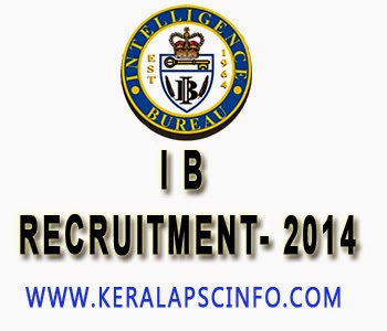 Intelligence Bureau 2014, Intelligence Bureau recruitment 2014, IB 2014, IB recruitment 2014 , www.mha.nic.in, IB Information Officer 2014