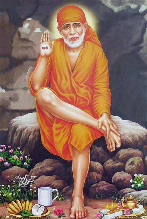 Annual Samadi Day of Shirdi Sai Baba