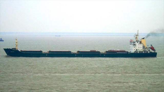 """EEUU presenta """"pruebas"""" de que China viola sanciones a Pyongyang"""