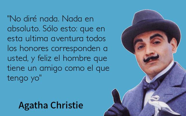 Los cuatro grandes - Agatha Christie