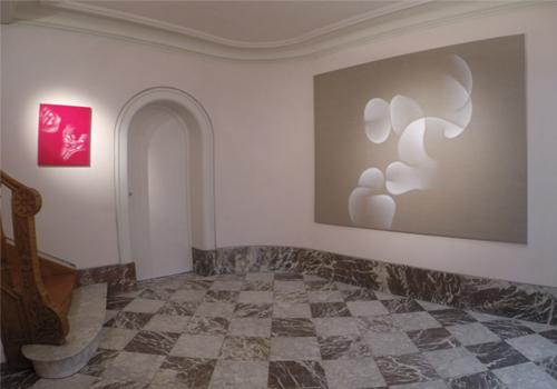 Bottazzi Artiscope gallery art Bruxelles
