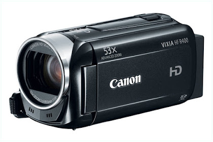 Canon VIXIA HF R400 Driver Download Windows, Mac