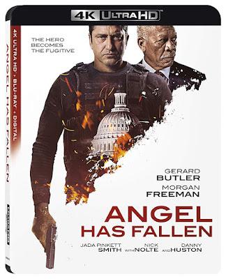 Angel Has Fallen 2019 4k Ultra Hd