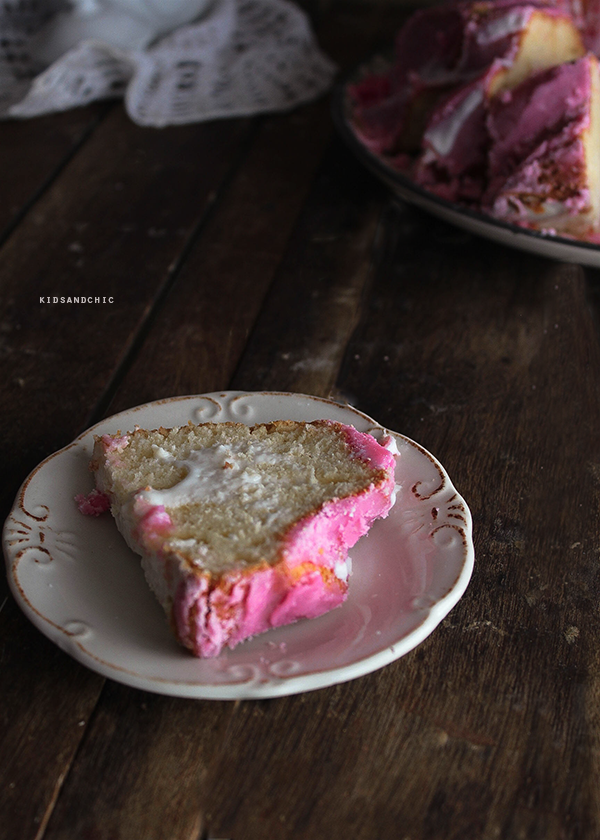 pantera rosa bundt cake -kidsandchic