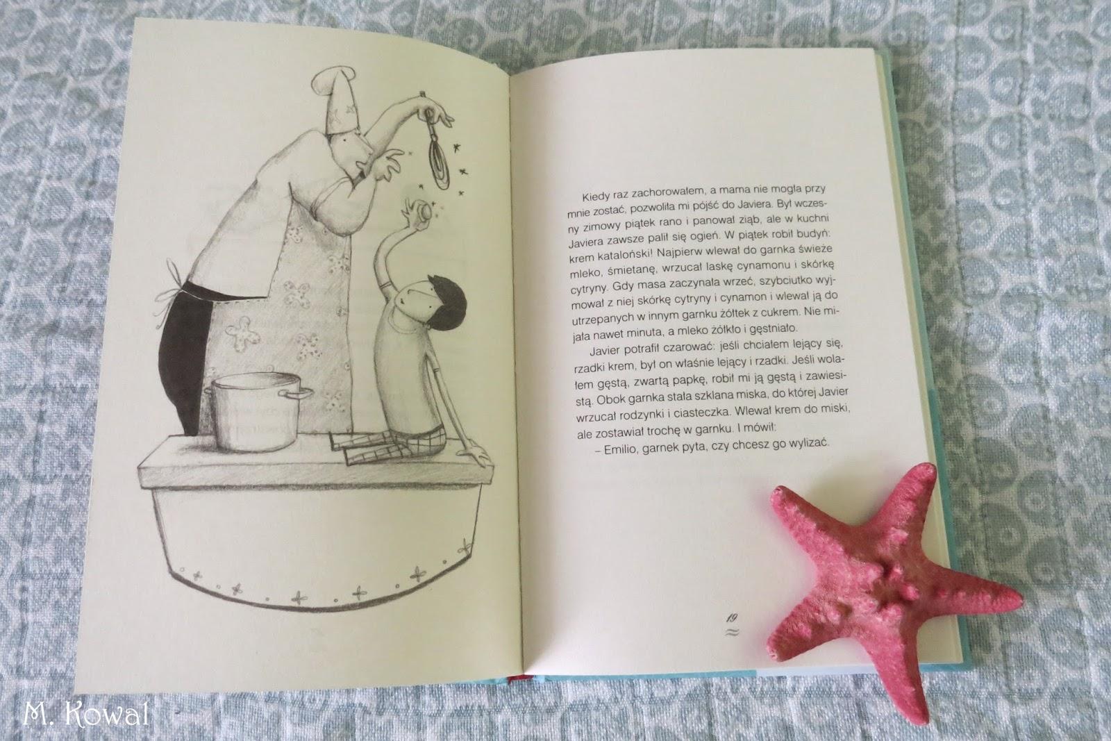 ilustracja Sabiene Clement