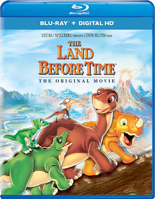 The Land Before Time 1988 BD25 Latino