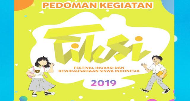 Buku Pedoman Kegiatan  Festival  Inovasi  dan  Kewirausahaan  Siswa Indonesia (FIKSI)